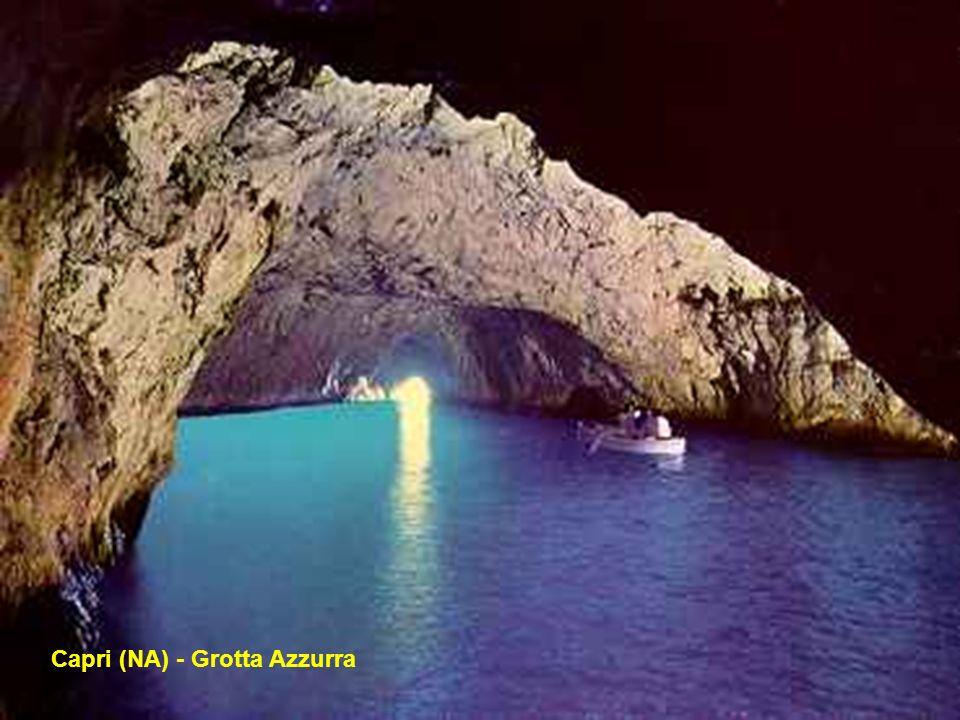 Capri (NA) - Grotta Azzurra