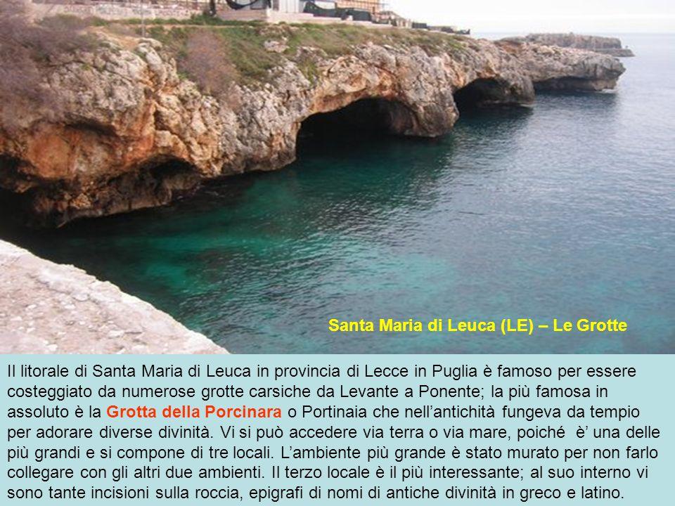 Santa Maria di Leuca (LE) – Le Grotte