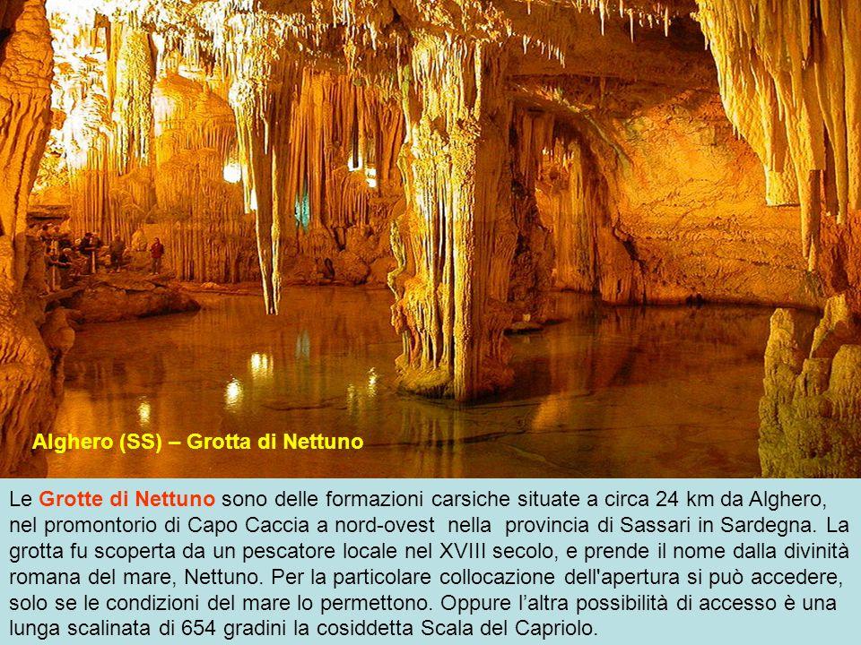 Alghero (SS) – Grotta di Nettuno