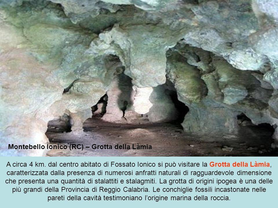 Montebello Ionico (RC) – Grotta della Làmia