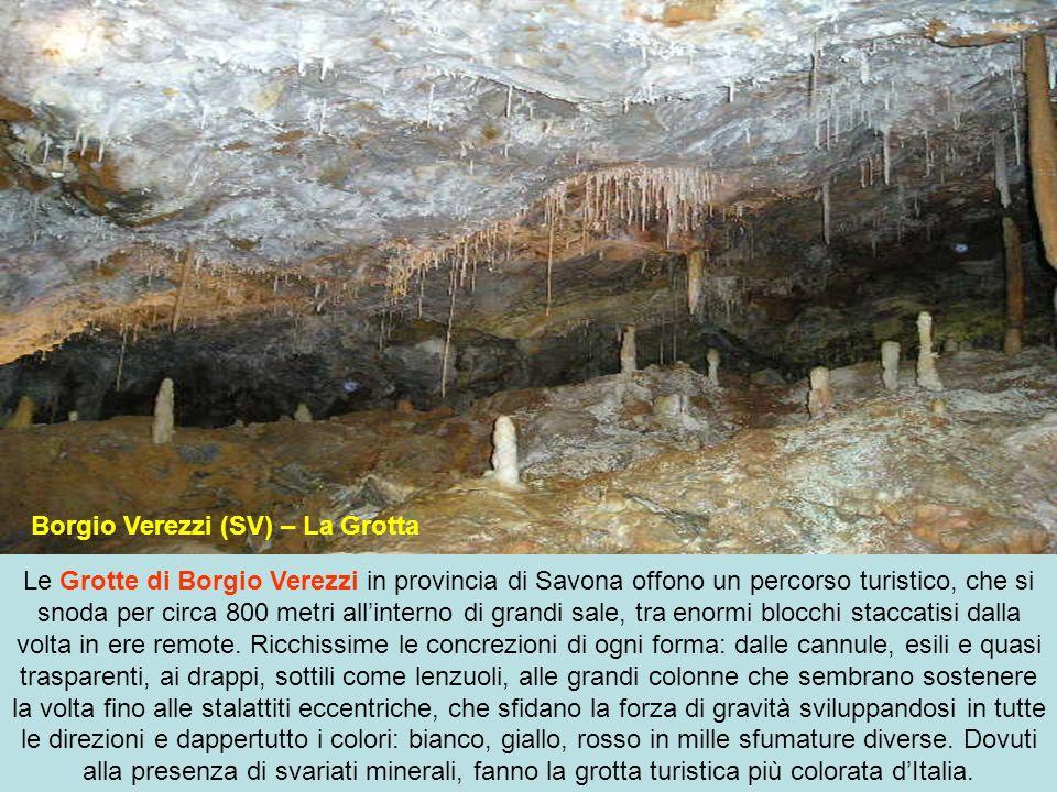 Borgio Verezzi (SV) – La Grotta