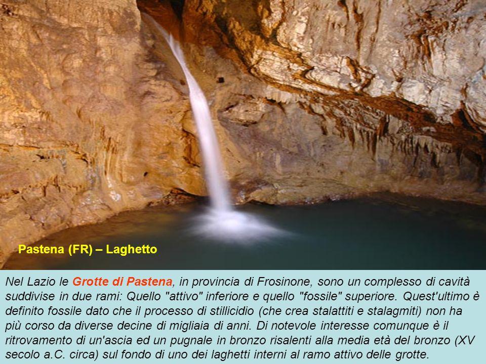 Pastena (FR) – Laghetto