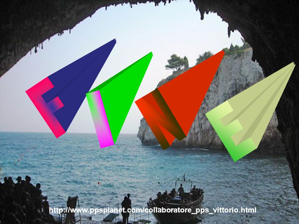 F I N E http://www.ppsplanet.com/collaboratore_pps_vittorio.html
