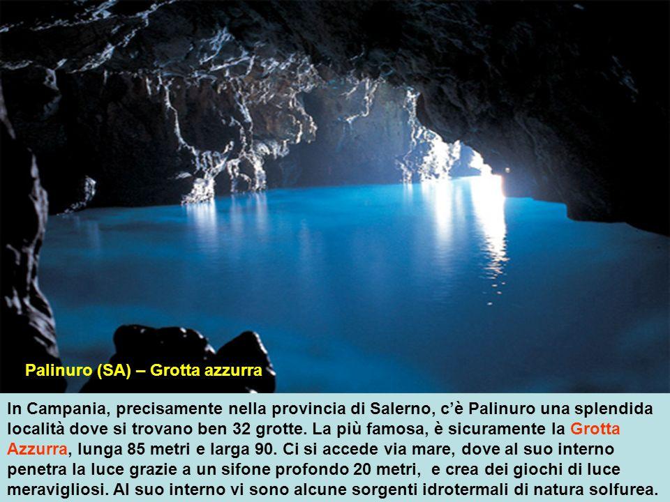 Palinuro (SA) – Grotta azzurra