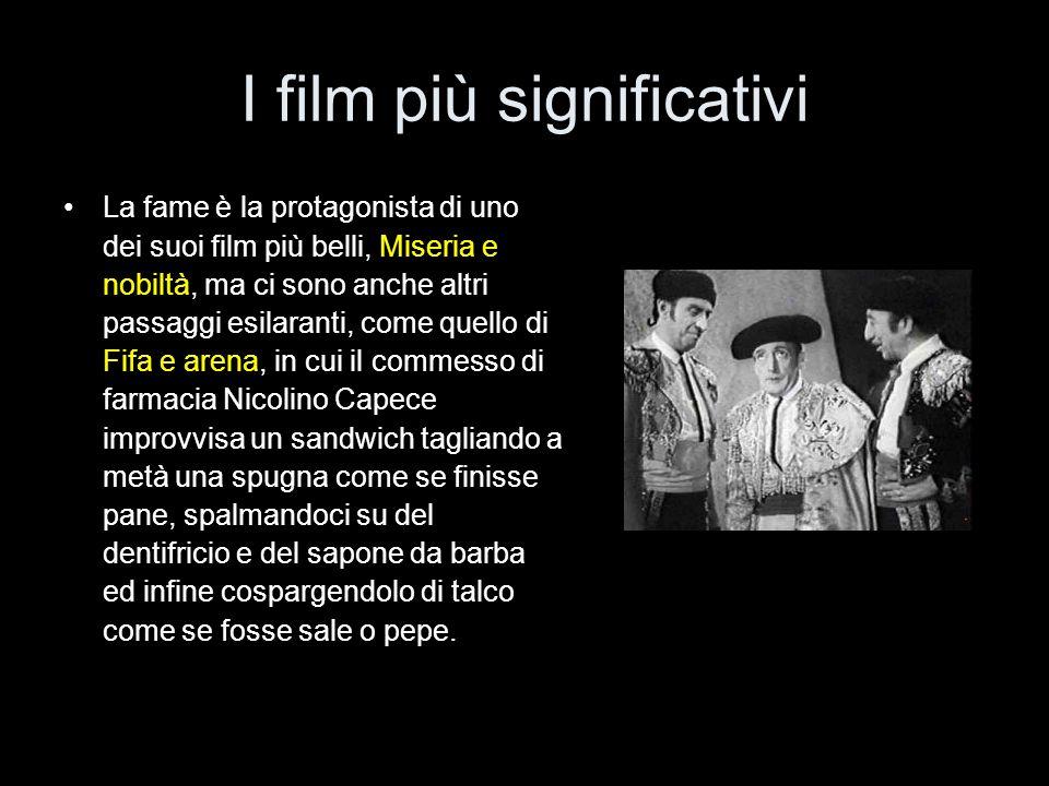 I film più significativi