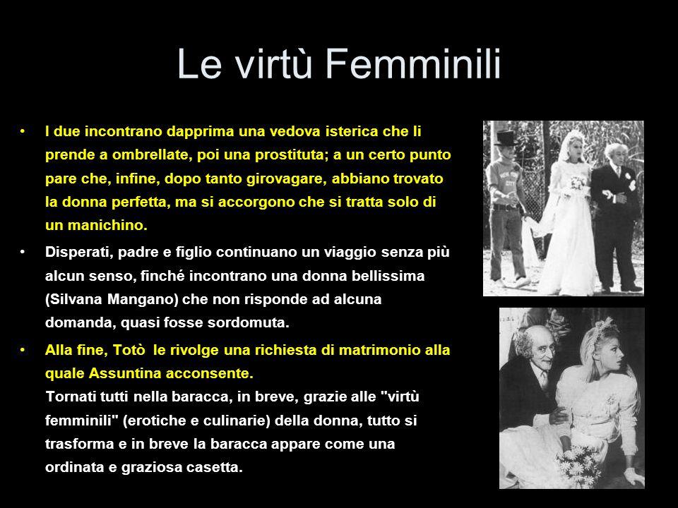 Le virtù Femminili