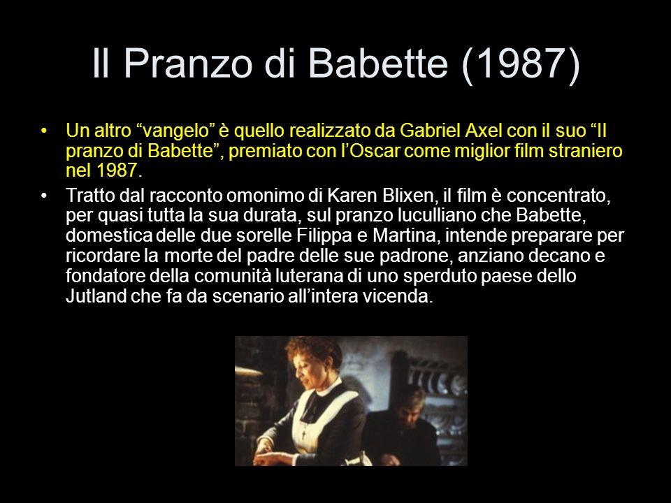 Il Pranzo di Babette (1987)