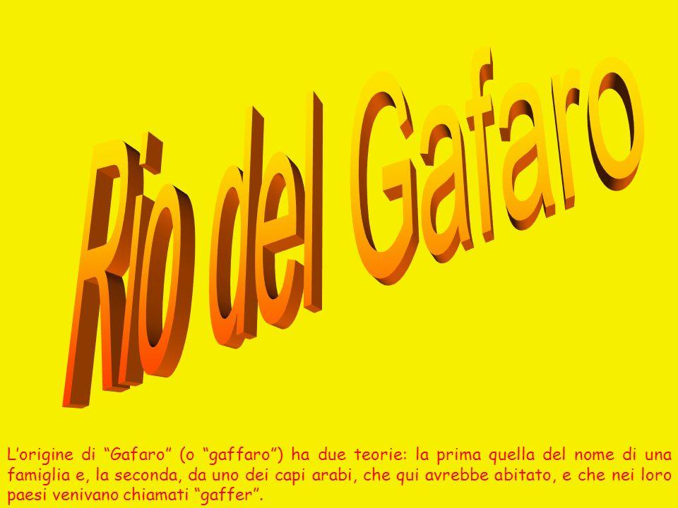 Rio del Gafaro