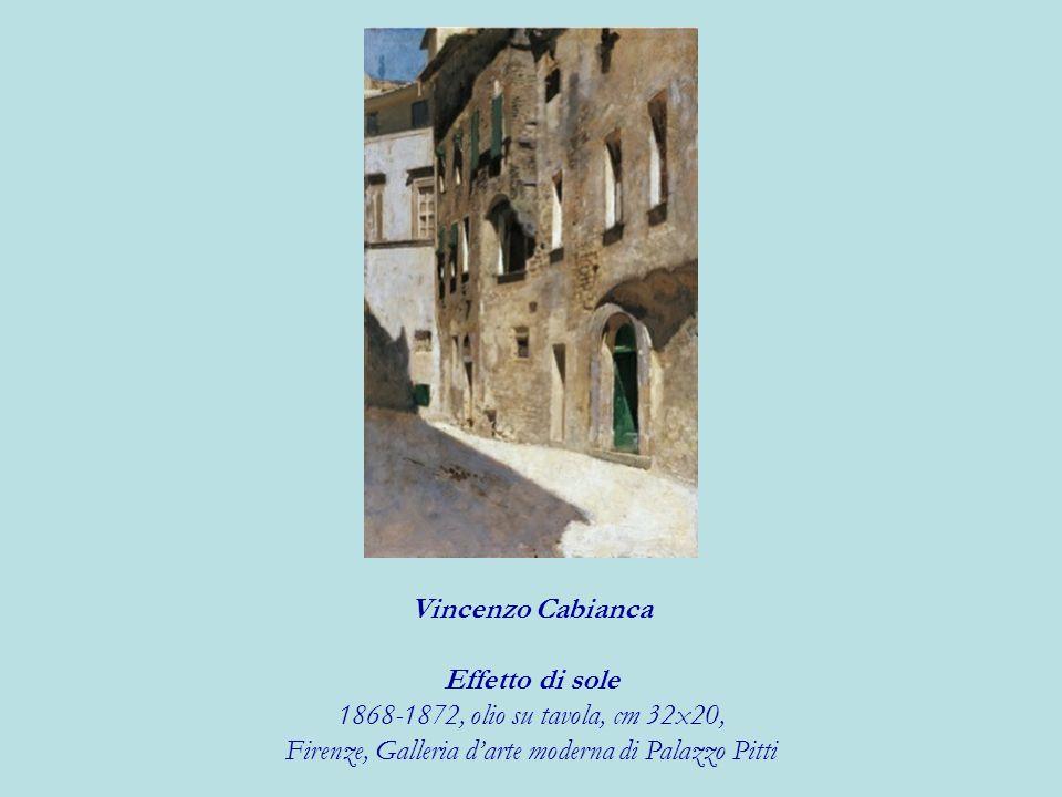 Firenze, Galleria d'arte moderna di Palazzo Pitti