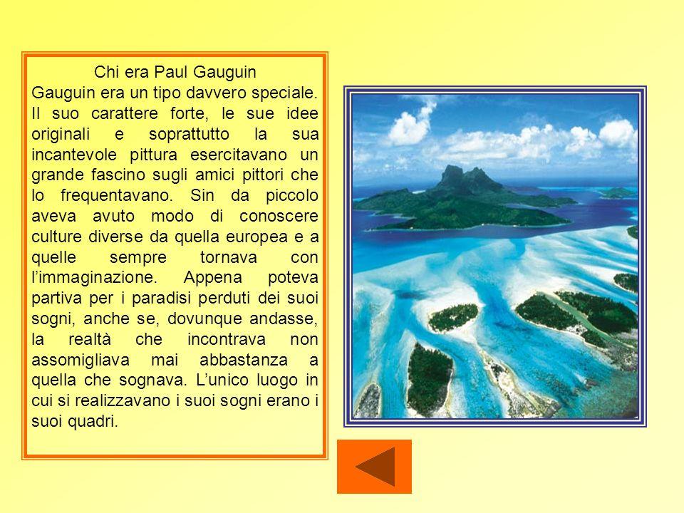 Chi era Paul Gauguin