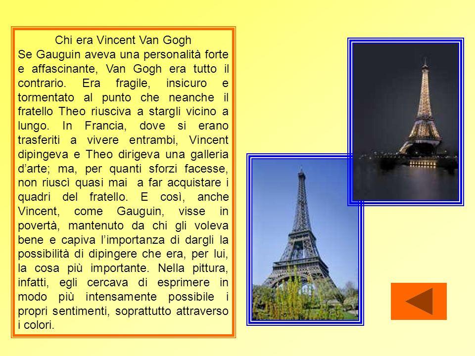 Chi era Vincent Van Gogh