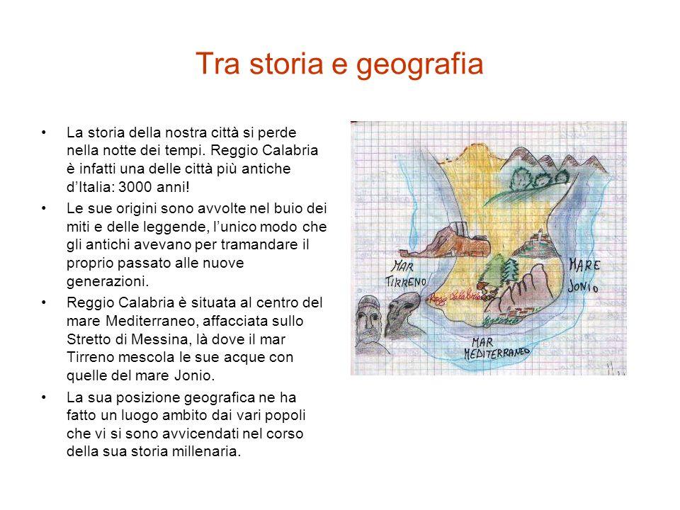 Tra storia e geografia