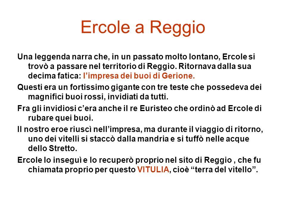 Ercole a Reggio