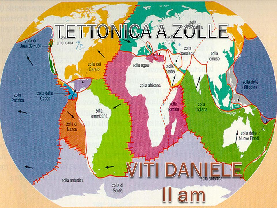 TETTONICA A ZOLLE VITI DANIELE II am
