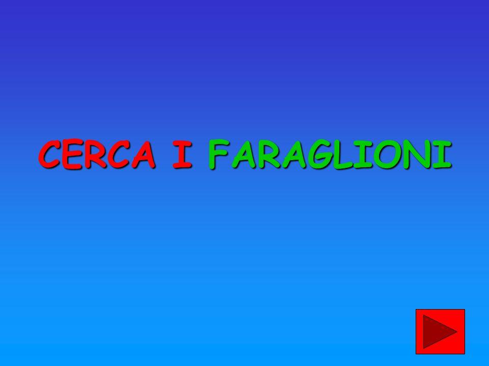 CERCA I FARAGLIONI