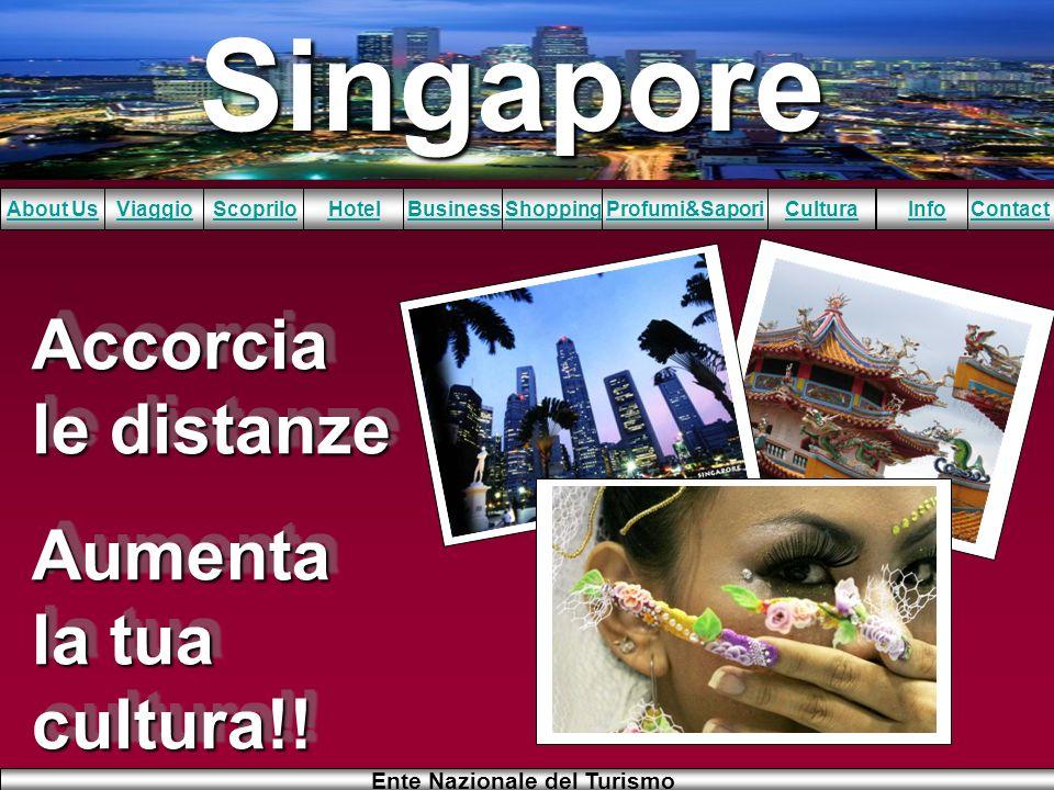 Accorcia le distanze Aumenta la tua cultura!!