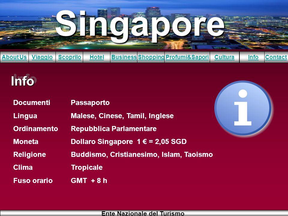 Info Documenti Passaporto Lingua Malese, Cinese, Tamil, Inglese