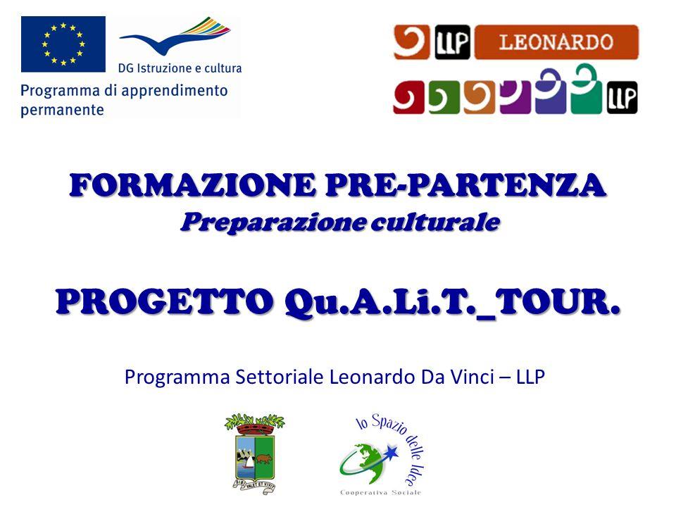 Programma Settoriale Leonardo Da Vinci – LLP