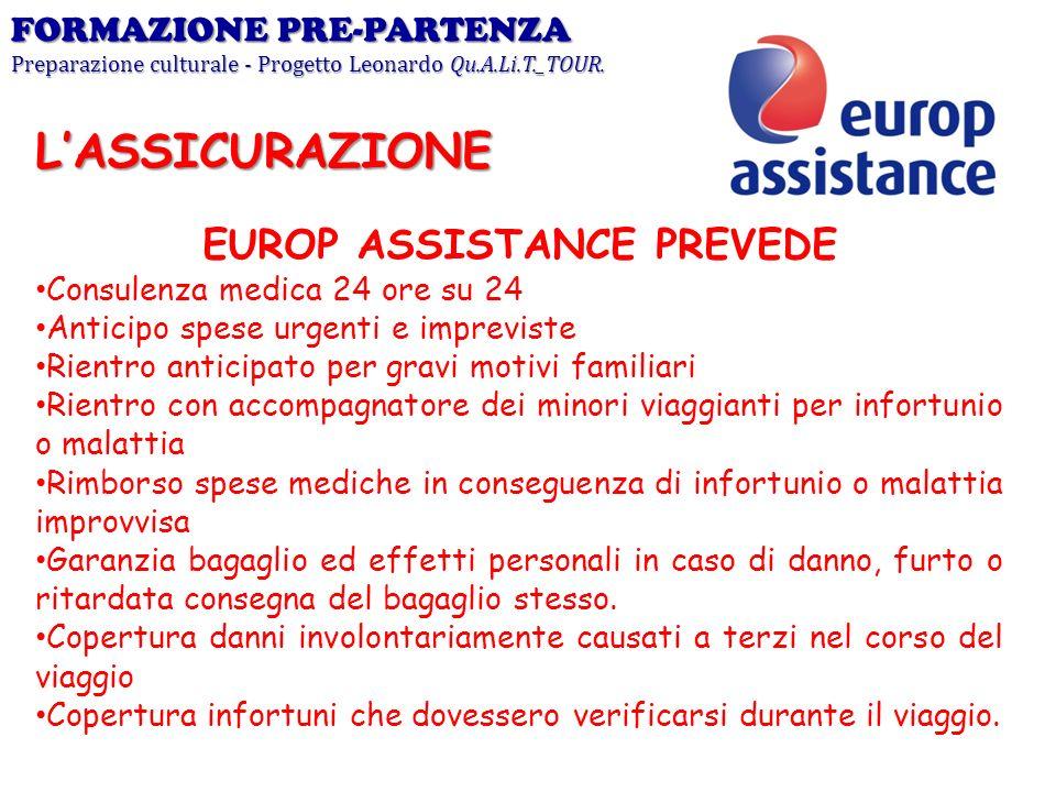 EUROP ASSISTANCE PREVEDE