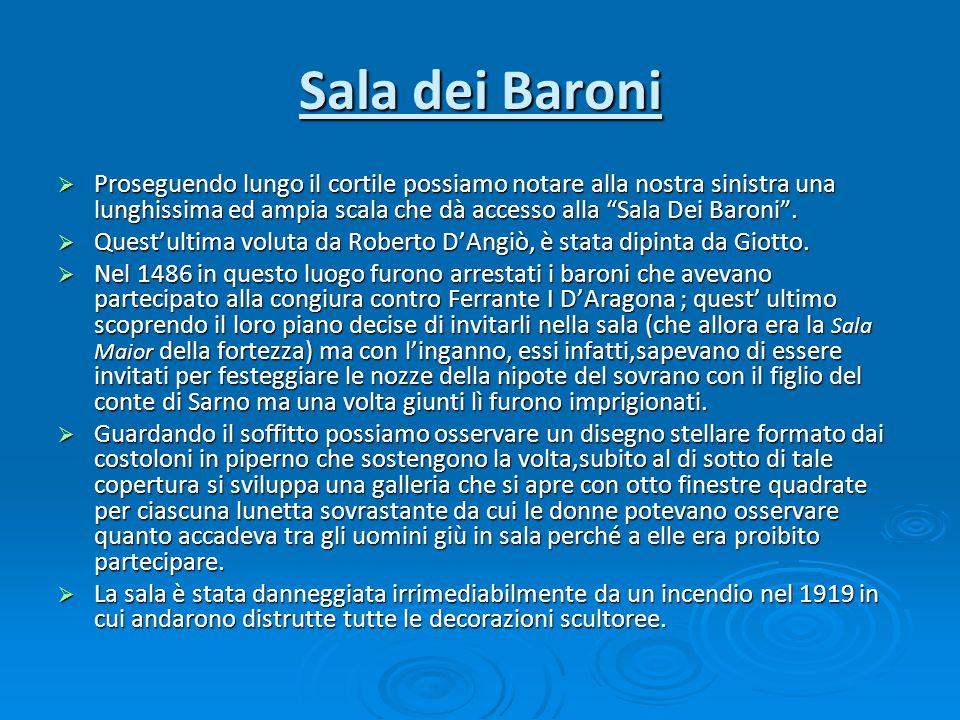 Sala dei Baroni