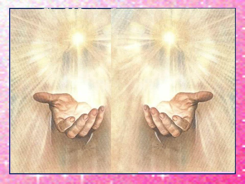 Caro Signore, tu conosci le mie necessità, ed io rimetto queste, nelle tue mani.