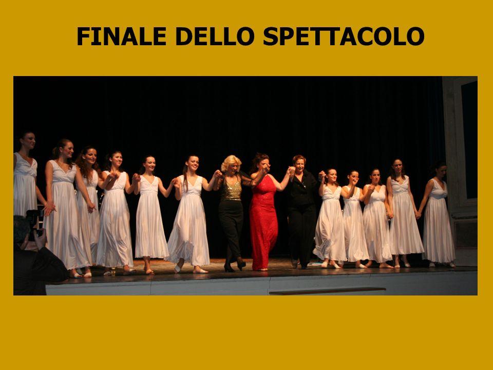 FINALE DELLO SPETTACOLO