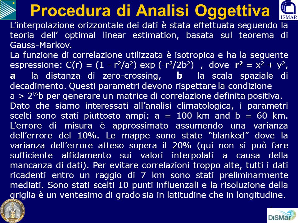 Procedura di Analisi Oggettiva