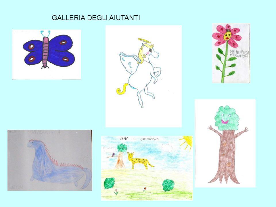 GALLERIA DEGLI AIUTANTI