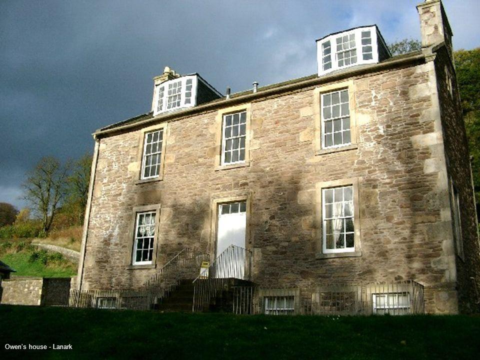 - Img lanark 3 Owen's house - Lanark