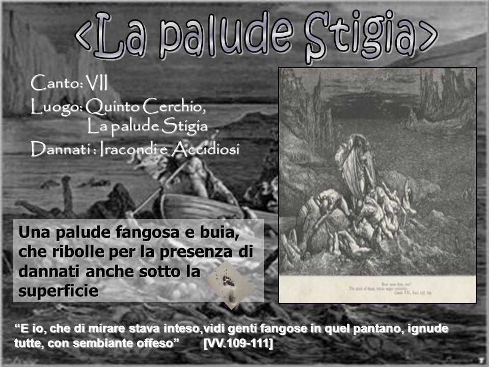 <La palude Stigia>