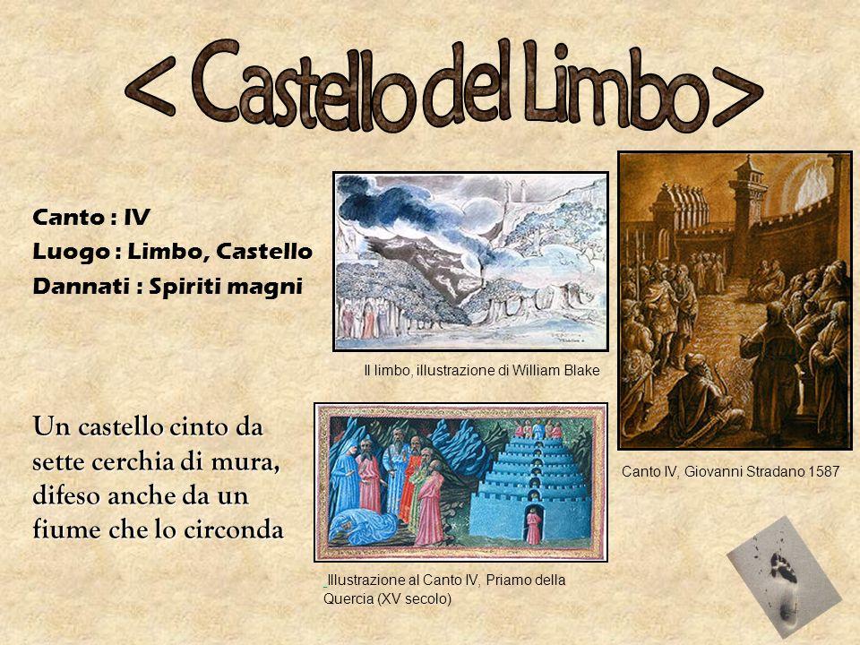 < Castello del Limbo>