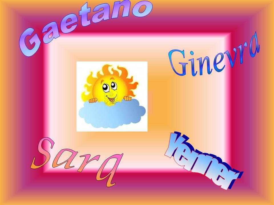 Gaetano Ginevra sara Yenner