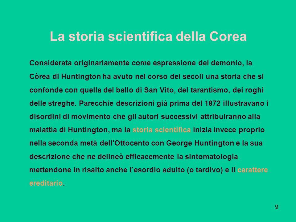 La storia scientifica della Corea