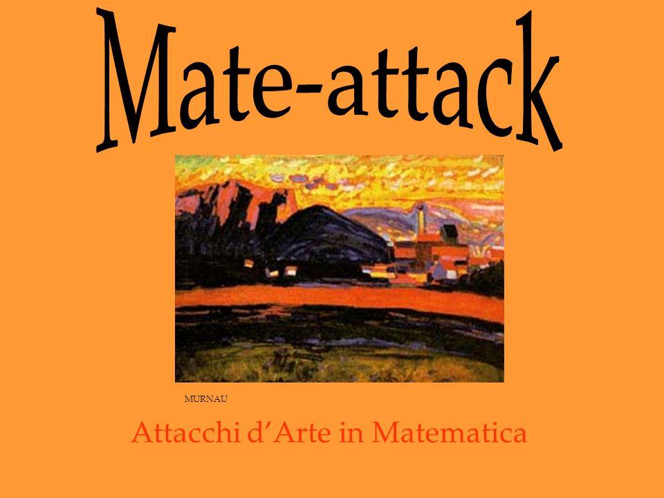 Attacchi d'Arte in Matematica