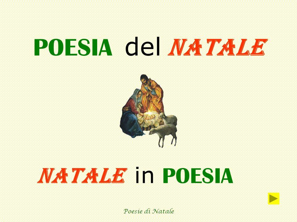 Preferenza POESIA del Natale Natale in POESIA Poesie di Natale. - ppt video  RL41