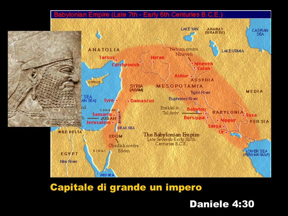 Capitale di grande un impero
