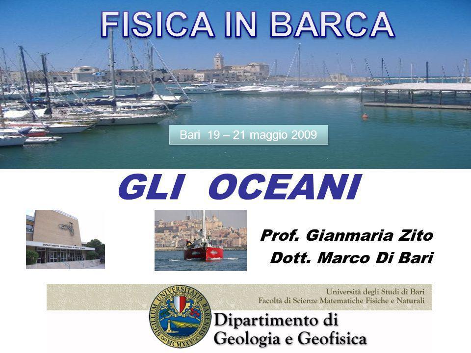 Prof. Gianmaria Zito Dott. Marco Di Bari
