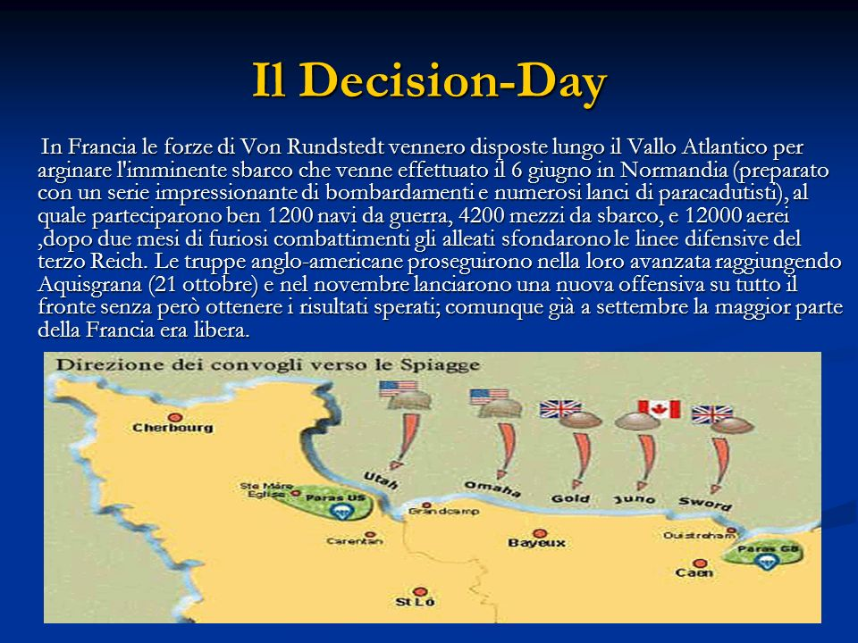 Il Decision-Day