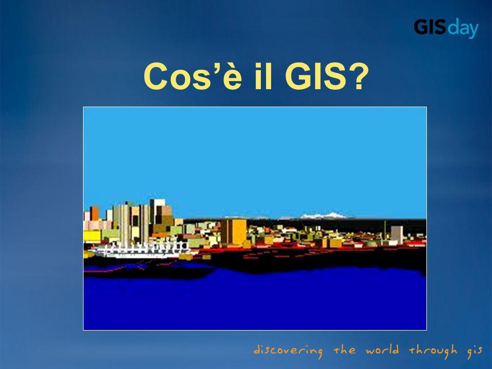 GIS è l'abbreviazione di