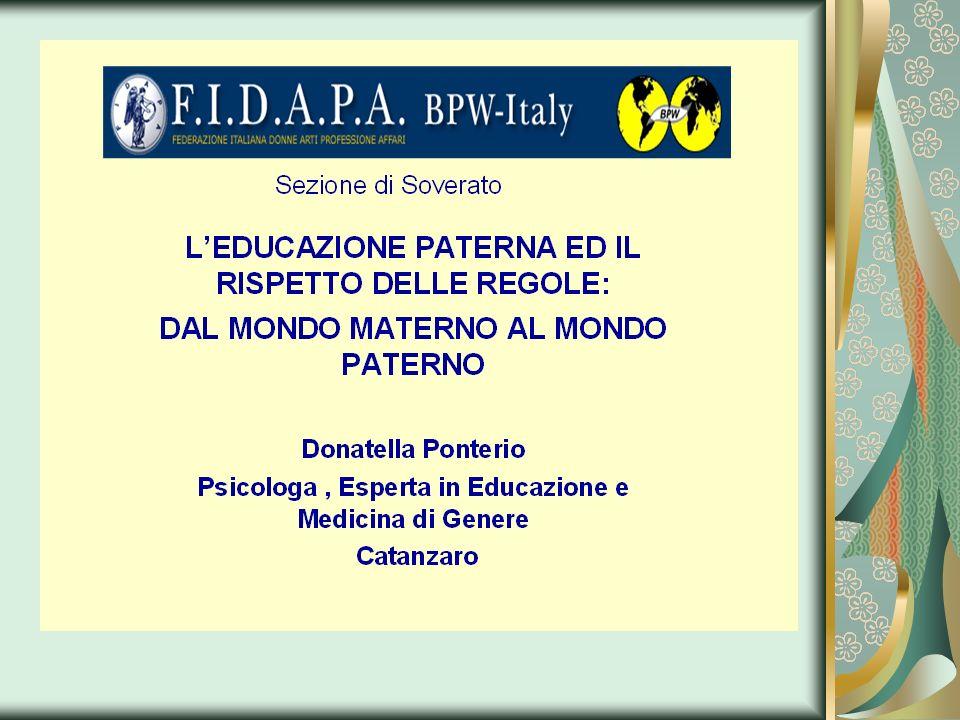 Donatella Ponterio, Psicologa Antropologa Prenatale e Sophianalisita