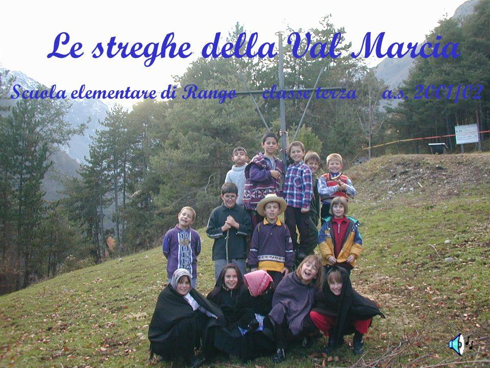 Titolo Le streghe della Val Marcia