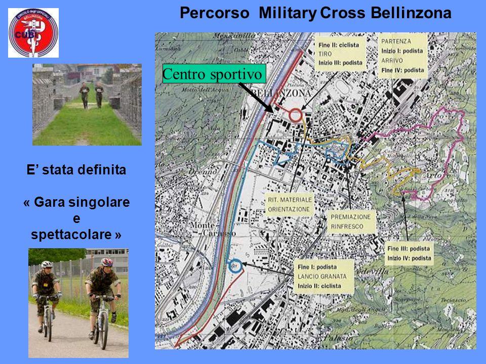 Percorso Military Cross Bellinzona