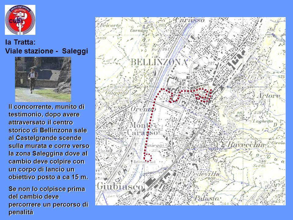 Viale stazione - Saleggi