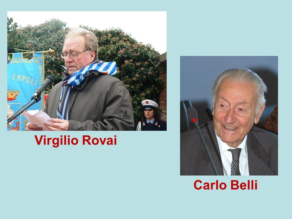 Virgilio Rovai Carlo Belli