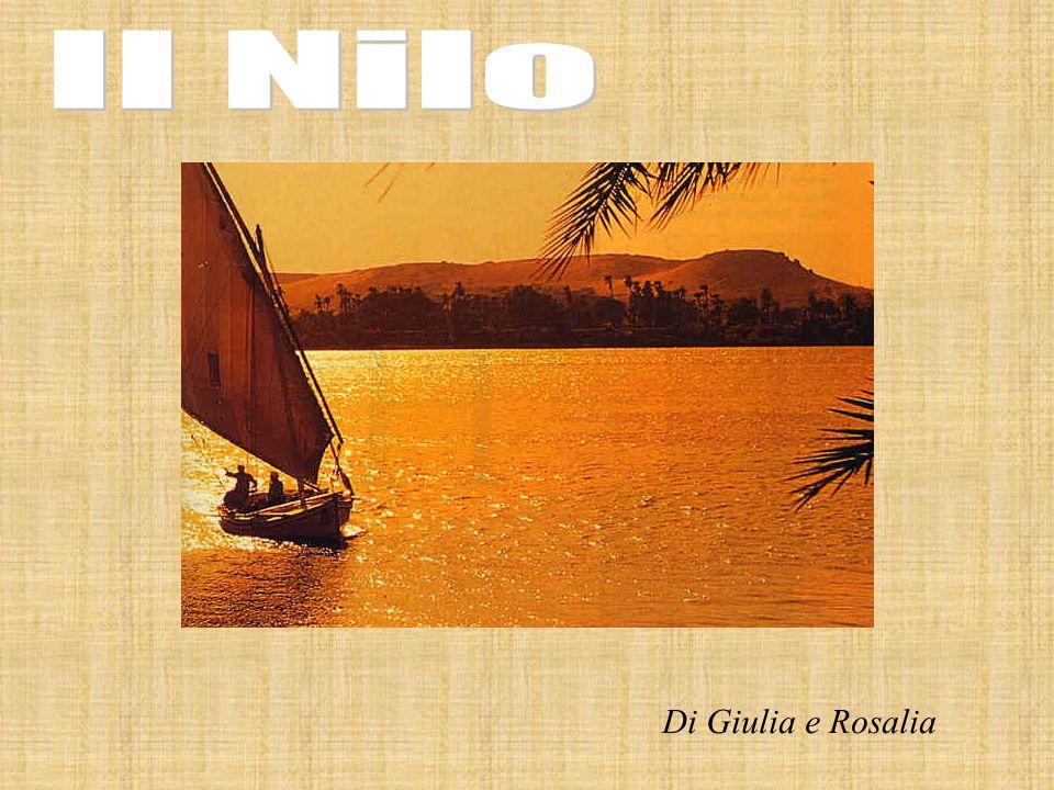 Il Nilo Di Giulia e Rosalia