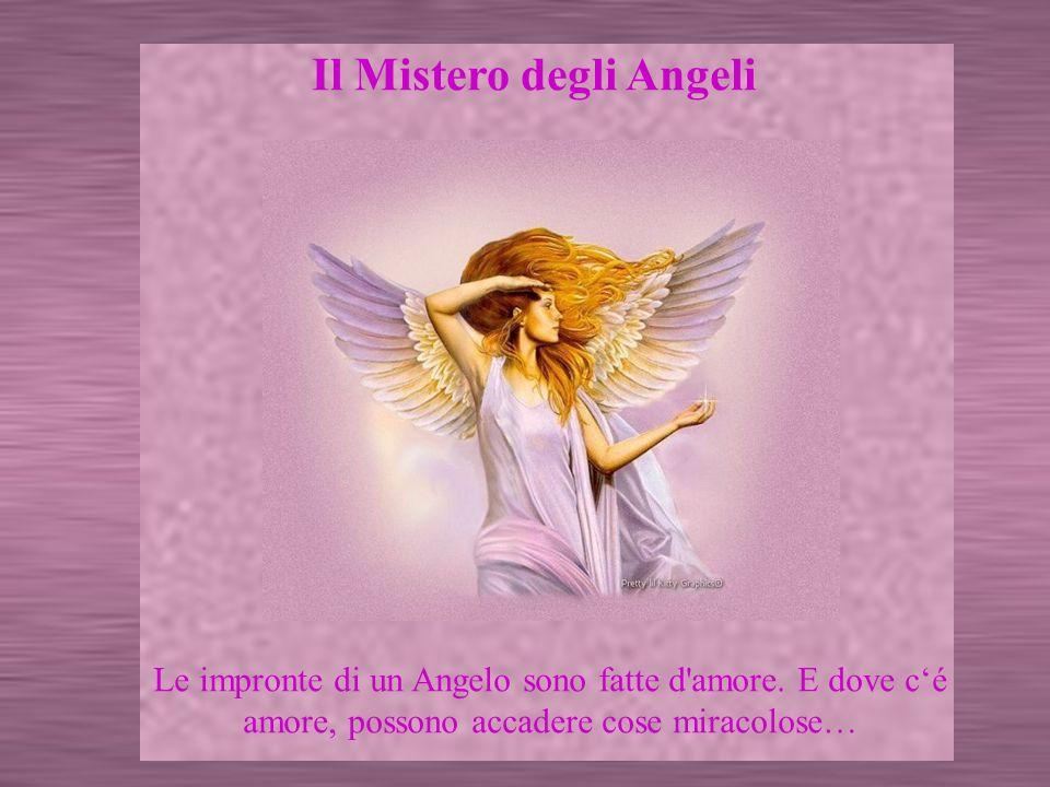 Il Mistero degli Angeli