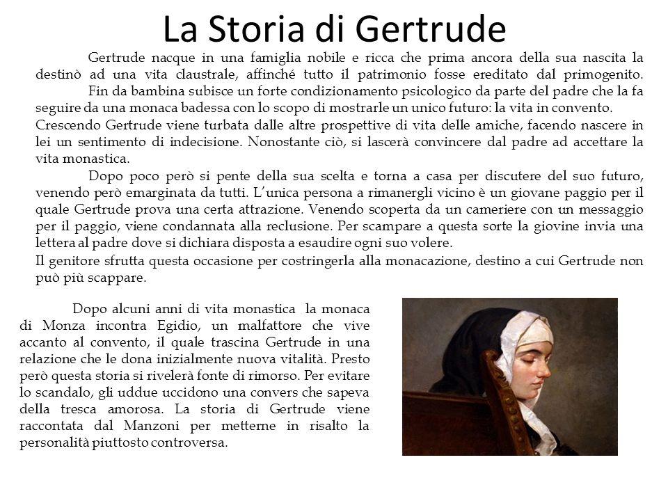 La Storia di Gertrude