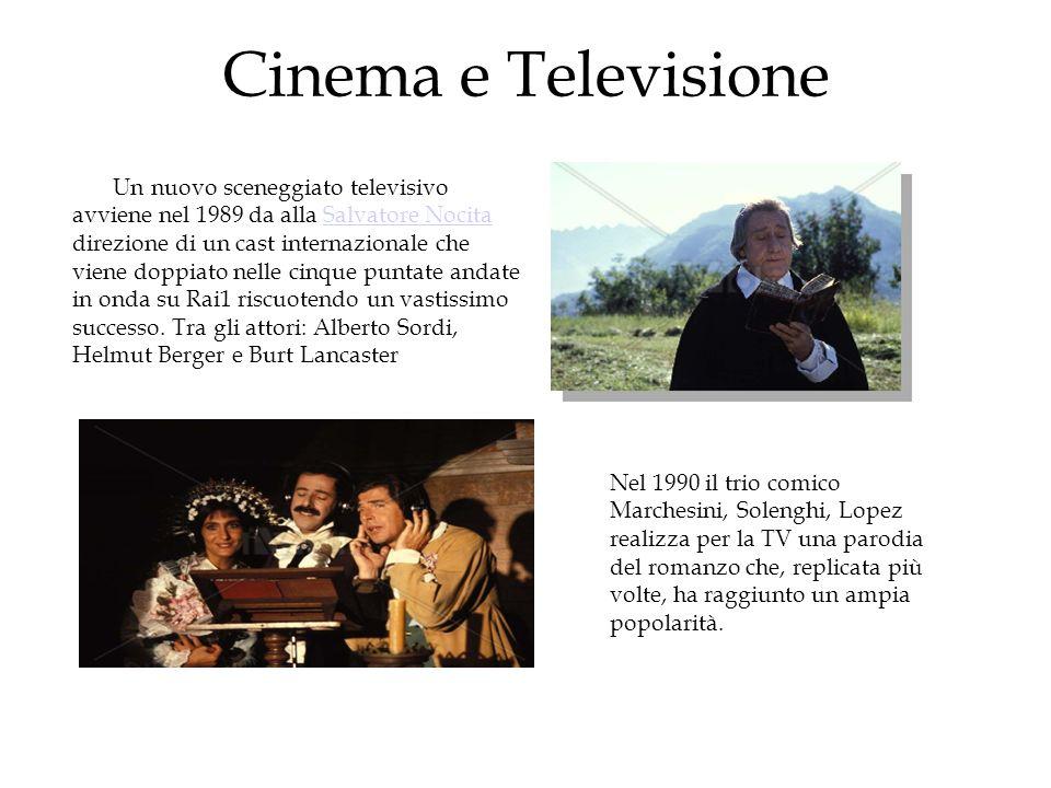 Cinema e Televisione