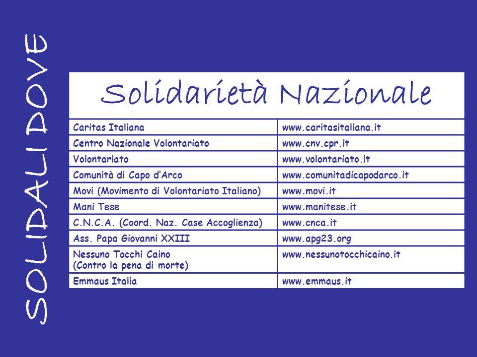 Solidarietà Nazionale