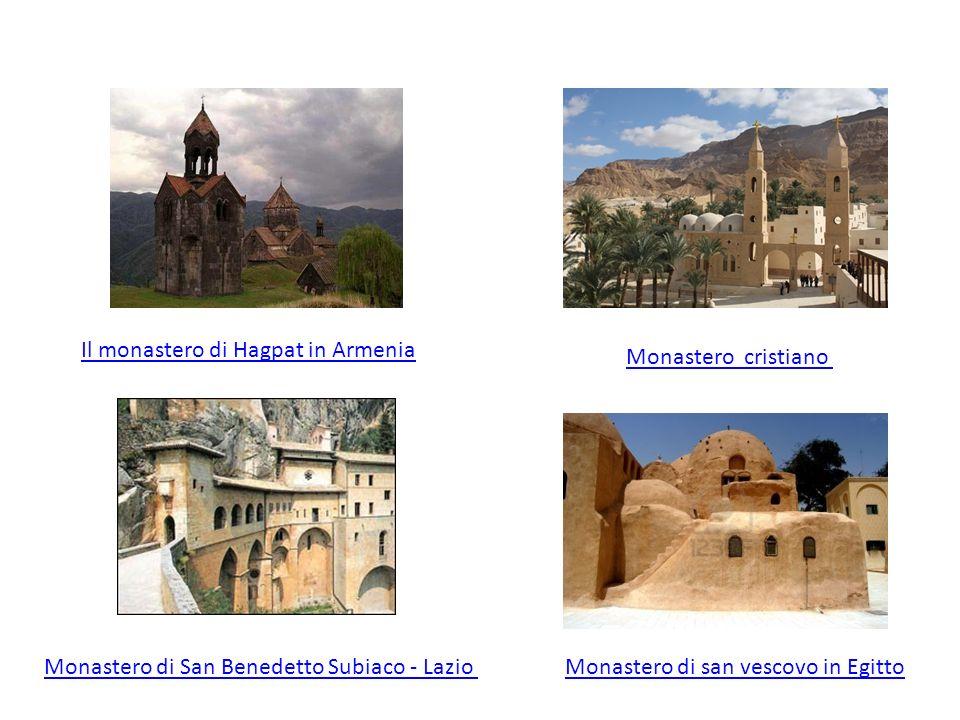 Il monastero di Hagpat in Armenia